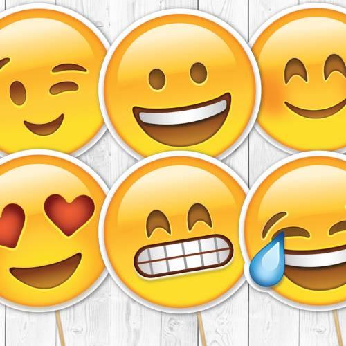 Como usar emoticons